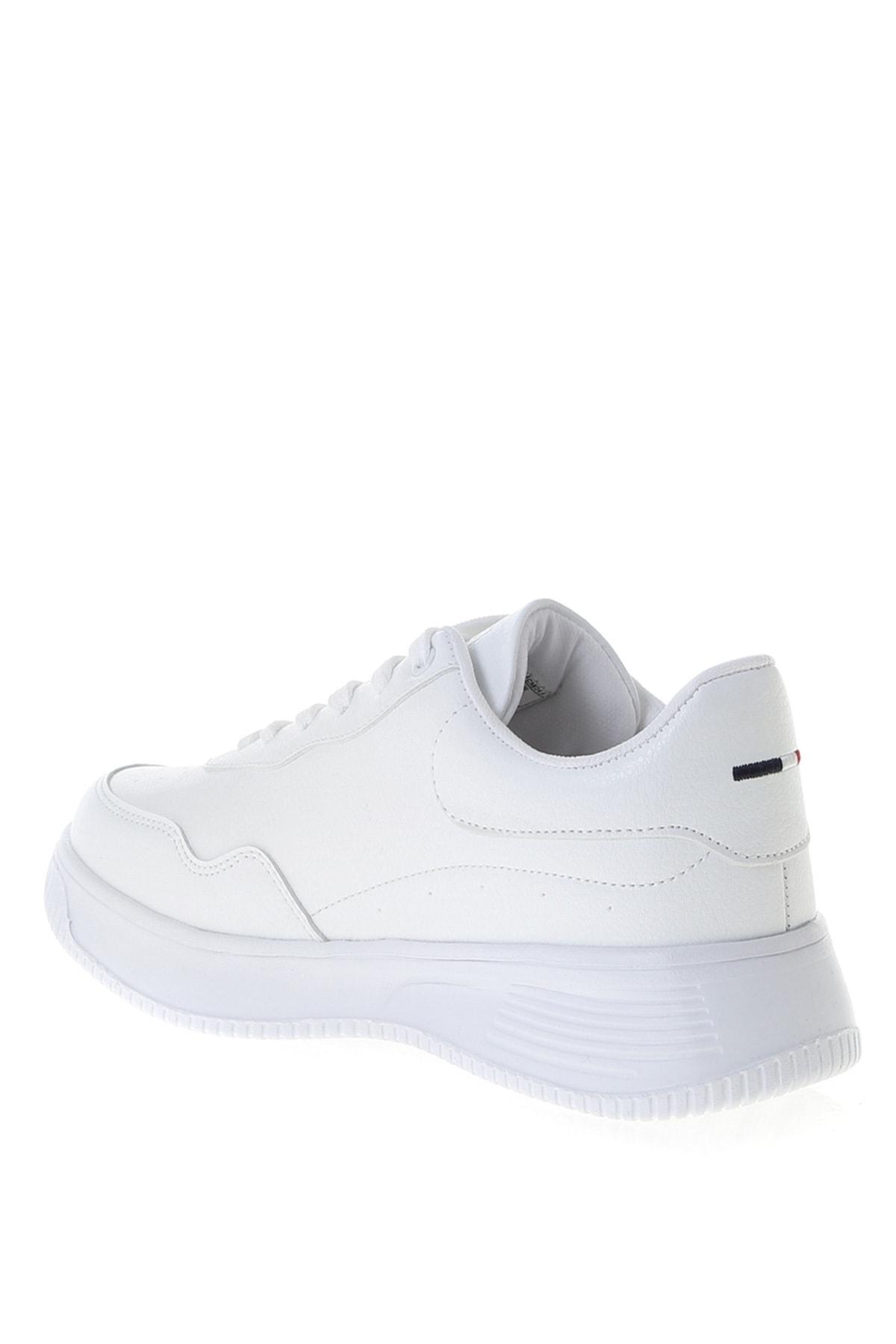 Polo Abe Beyaz Kadın Sneaker 100488846 2