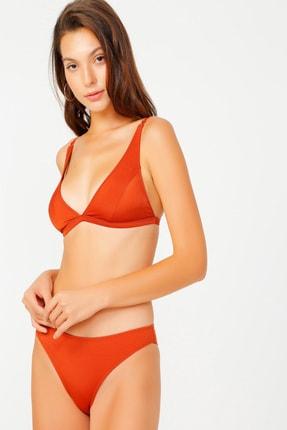 LİMON COMPANY Kadın Kahve Bikini Alt 504735707