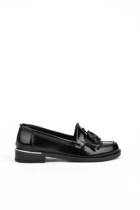 Ziya Kadın Siyah Punto By Ayakkabı 103415 Z642579 2