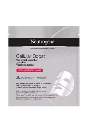 Neutrogena Cellular Boost Yaşlanma Karşıtı Maske 30ml