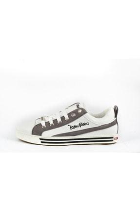 Dsquared Erkek Beyaz Bağcıklı Sneaker