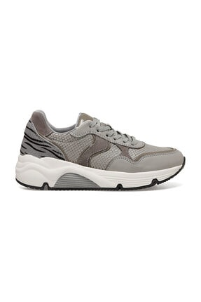 Nine West BELLA Gri Kadın Sneaker Ayakkabı 100525940