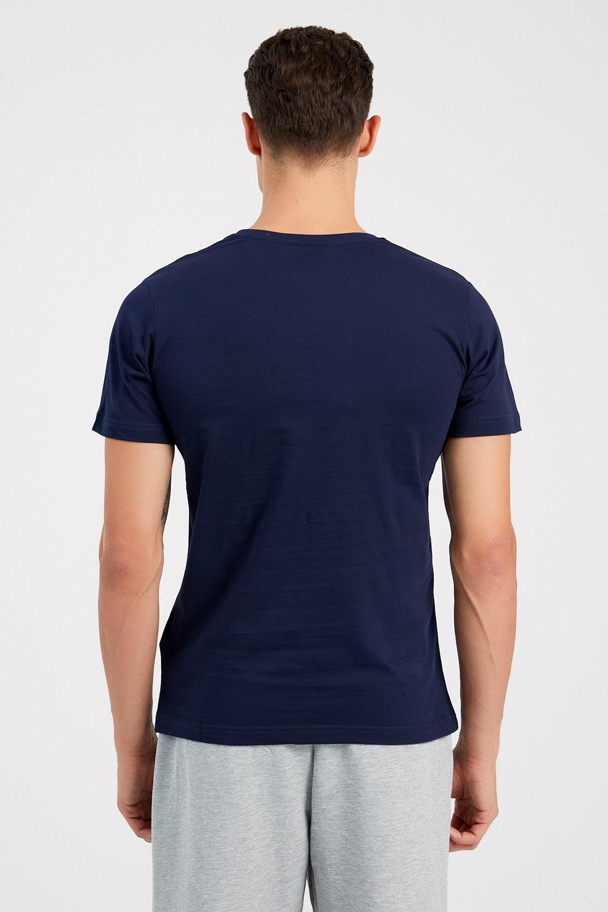 HUMMEL Erkek Spor T-shirt - Hmlsamuel Ss Tee 2