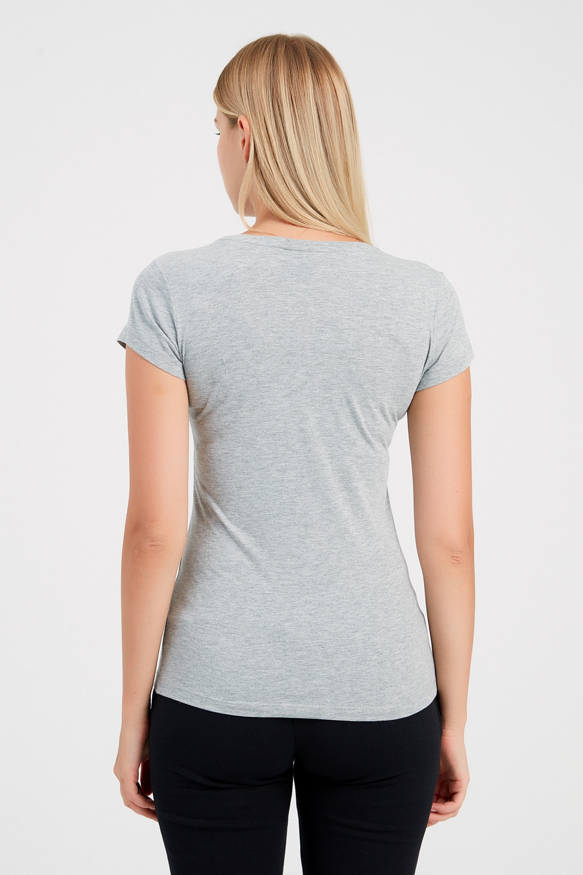 HUMMEL Kadın Spor T-shirt - Hmlavalın T-Shırt S/ 2