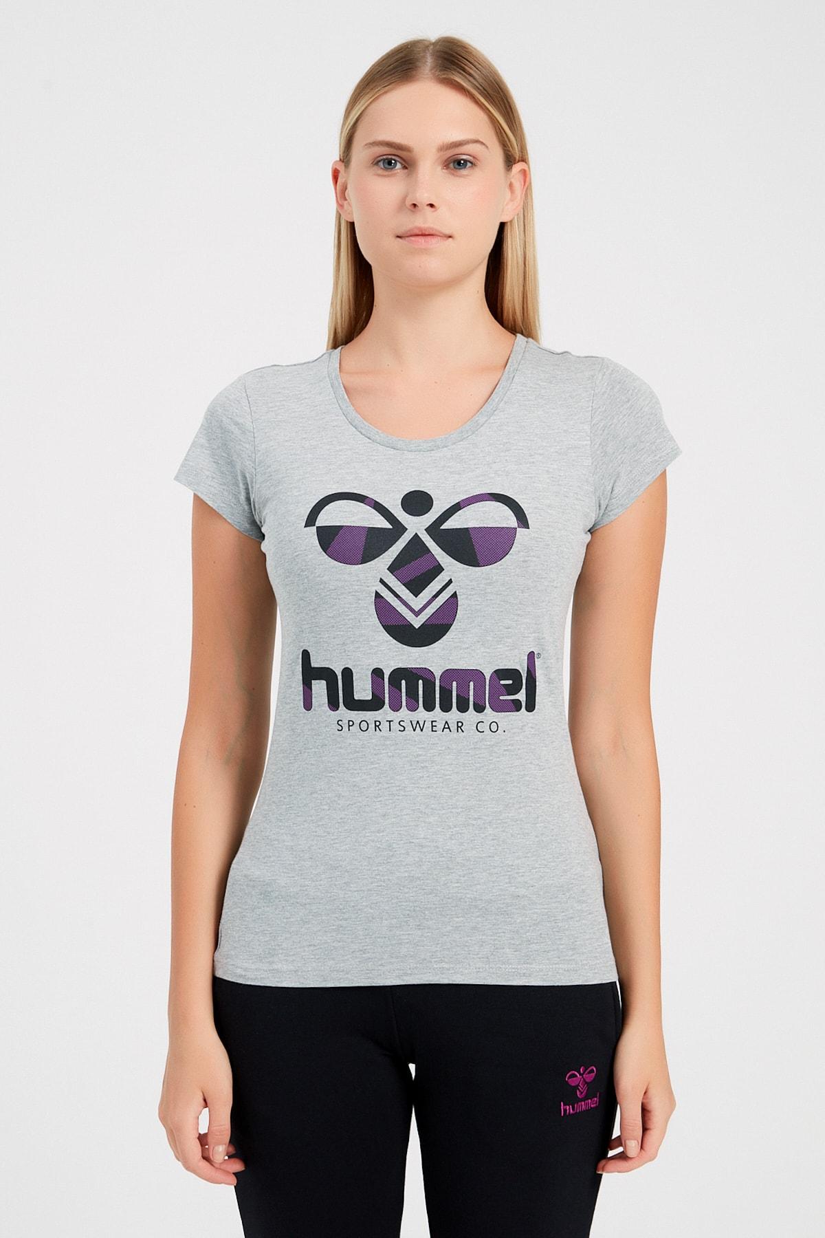 HUMMEL Kadın Spor T-shirt - Hmlavalın T-Shırt S/ 1