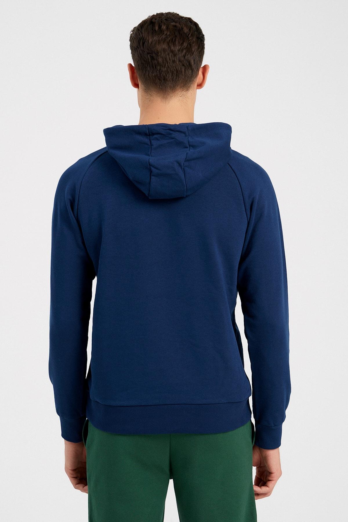 HUMMEL Erkek Spor Sweatshirt - Hmlmaroni Hoodie 2