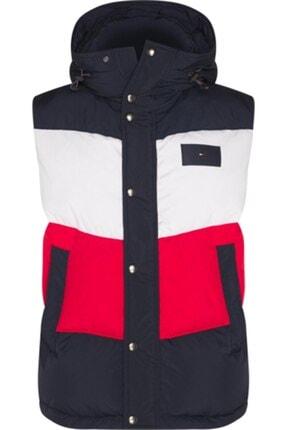 Tommy Hilfiger Chevron Col Block Vest