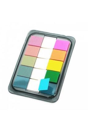 Morning Glory 5 Renk Yapışkanlı Not Kağıdı 31708-71992