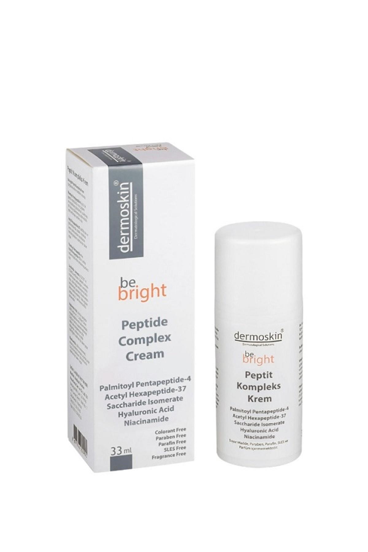 Dermoskin Be Bright Peptit Kompleks Krem 33 Ml 8697796000905 1