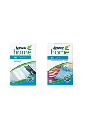 Amway Home™ Premium Ve Color Konsantre Toz Çamaşır Deterjanı 3 kg