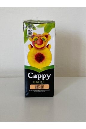 Cappy Tetra Şeftali 200 Ml *27 Adet