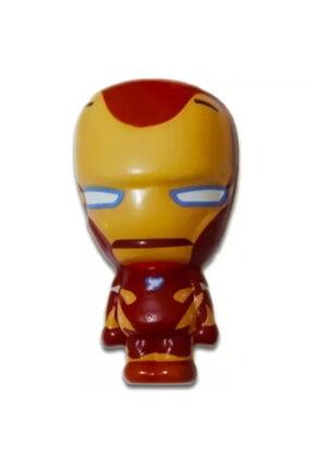 MADNEESHALİL Marvel Ironman Squishy 8 cm Demir Adam Sukuşi