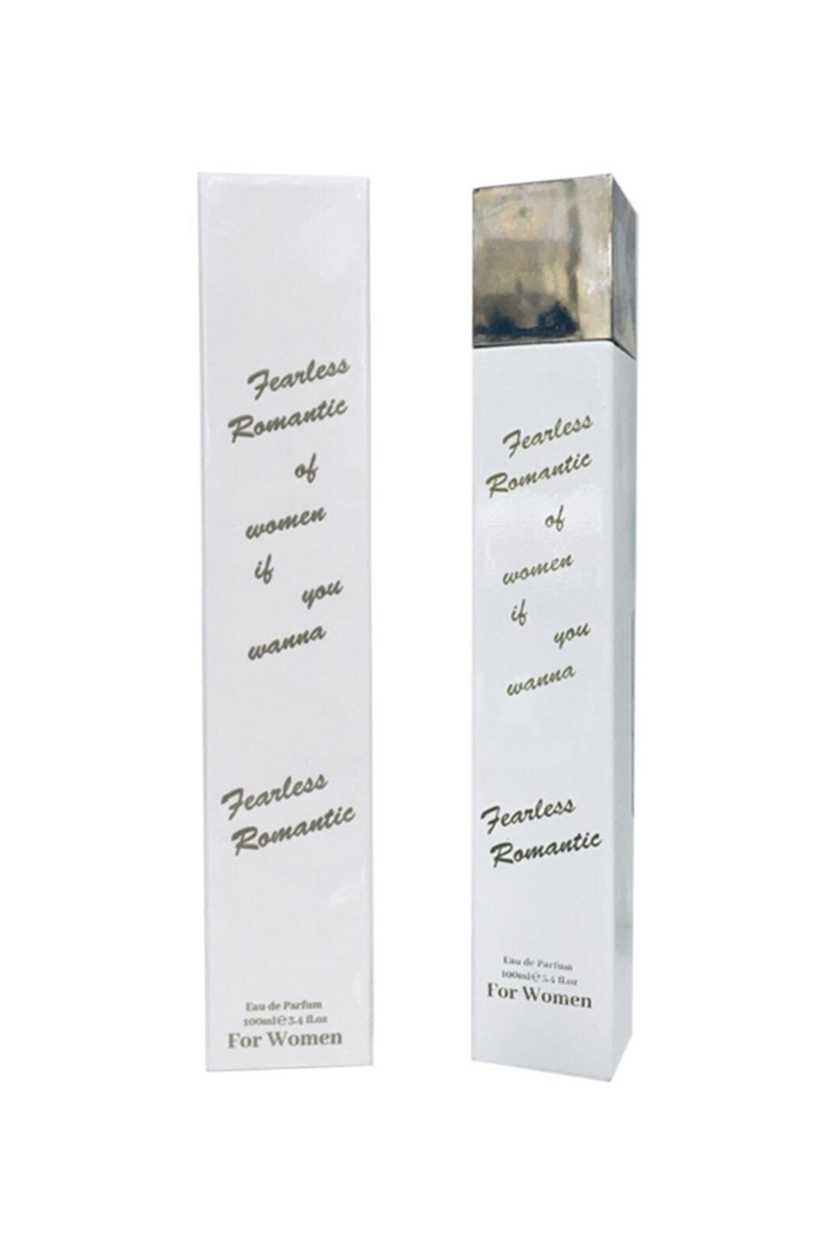 NeoandTeo Fearless Romantic 100 Ml Edp Kadın Beyaz Parfüm 1