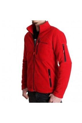 VENOM Erkek Kırmızı Polar Ceket