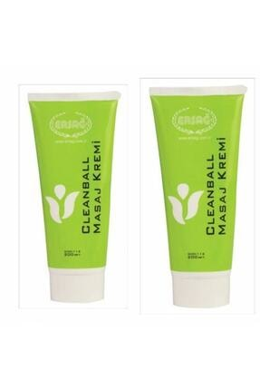 Ersağ Cleanball Masaj Kremi 2adet 200 Ml X2