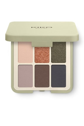KIKO Göz Farı Paleti - New Green Me Eyeshadow Palette - Edition 2020 8025272928922
