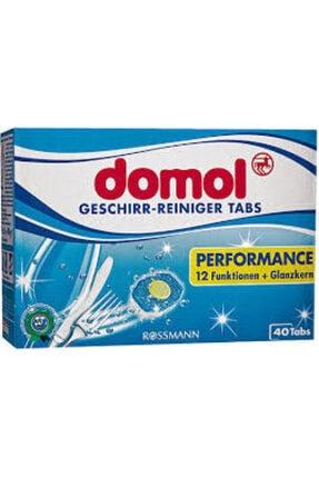 DOMOL Bulaşık Makinası Tableti 40 Adet