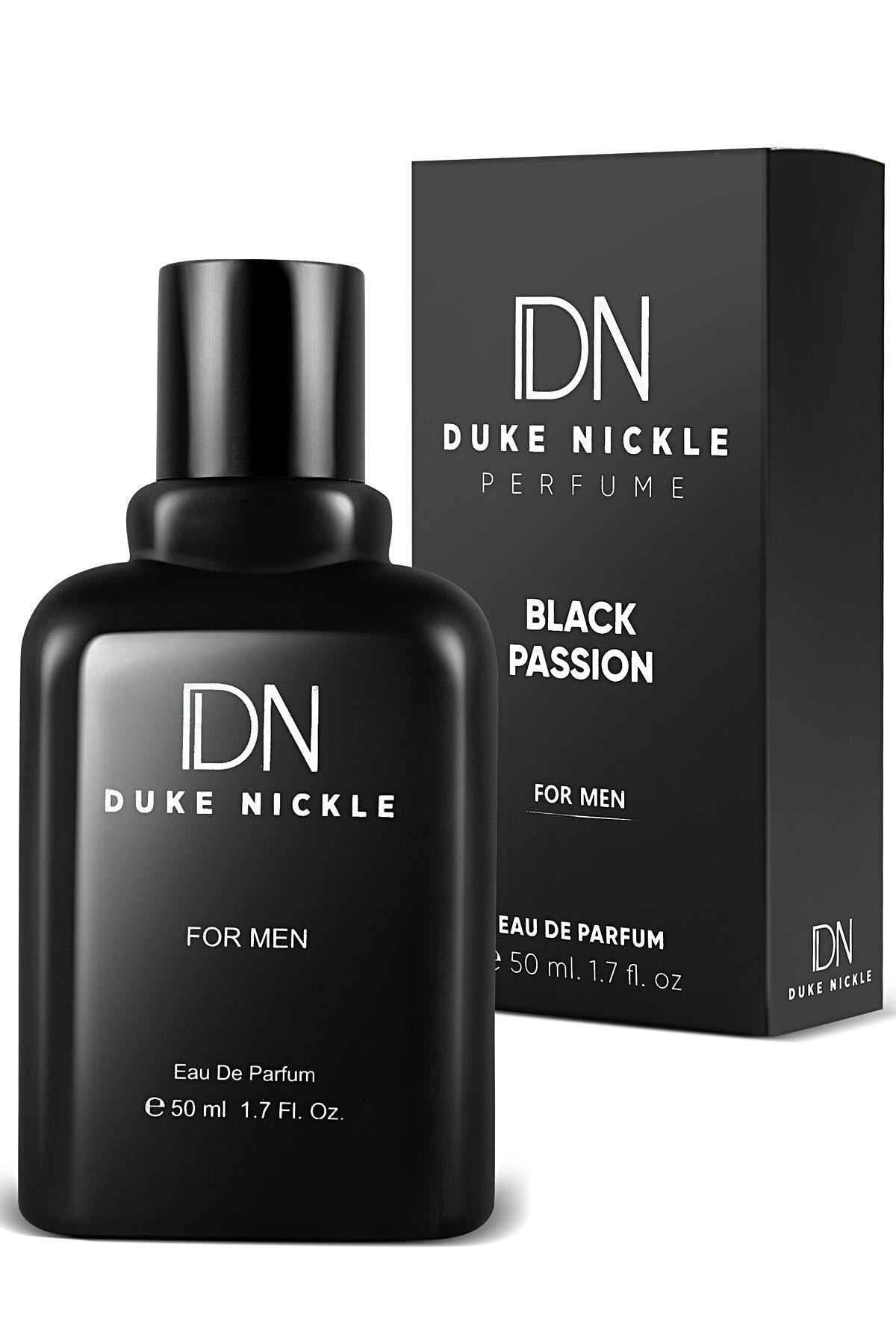 Duke Nickle Black Passion Erkek Parfum 50 Ml Dnep21001 1
