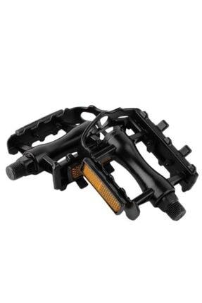 Bianchi Siyah Alüminyum Pedal C20