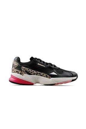 adidas Falcon Kadın Siyah Spor Ayakkabı FU6894