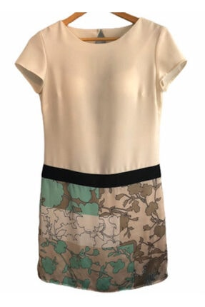 Mudo Collection Kadın Mint Yeşili Elbise