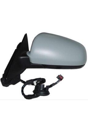 VIEWMAX Sag Ayna Komple Elektrikli Katlanir Boyanir Tip - Dis Bukey (audi A3 Tek Kapi 06-08) - Vie-vm010ebr