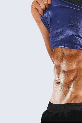 Marka Sportwear Neotex Termal Sauna Terleten Erkek Atlet