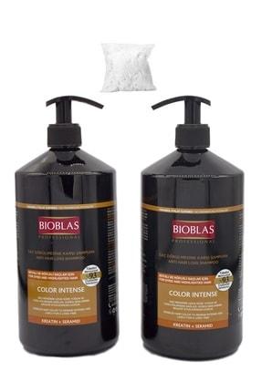 Bioblas Boyalı Saçlar Için Keratin Ve seramidli Şampuan 1000 Ml