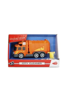 Dickie Toys 203302000 City Cleaner