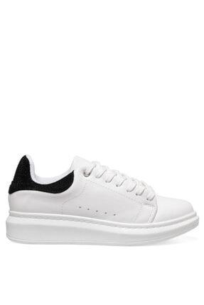 Nine West Lorıs Siyah Kadın Sneaker Ayakkabı