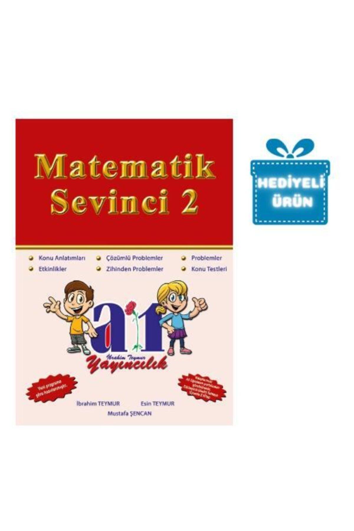 A1 Yayınları A1 2.sınıf Matematik Sevinci Ve Sayfa Testleri 1
