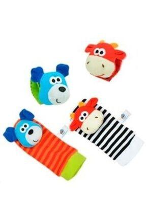 Sozzy Toys Çıngıraklı Çorap Ve Bileklik Seti Szy119