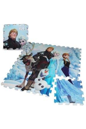 Disney Frozen Eva Yer Matı