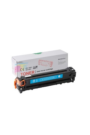 inkwell Hp 125a Cb541a Hp Color Laserjet Cp1510 Muadil Toner