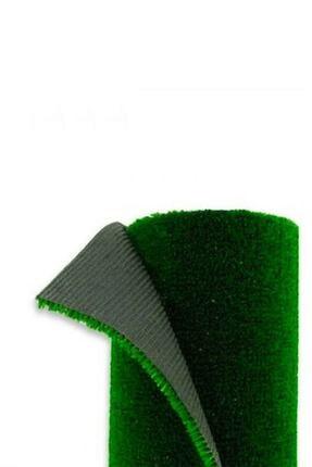 ISM - Suni Çim Halı Serisi - 7mm - Yeşil - En 3 Metre
