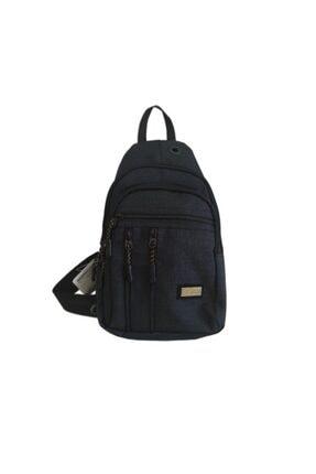 SEVENTEEN Kadın Siyah Çapraz Body Bag Çanta