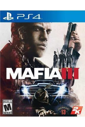 TAKE 2 Mafia 3 Ps4 Playstation 4 Oyun