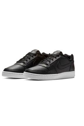 Nike Unisex Siyah Wmns Ebernon Low Basketbol Ayakkabısı