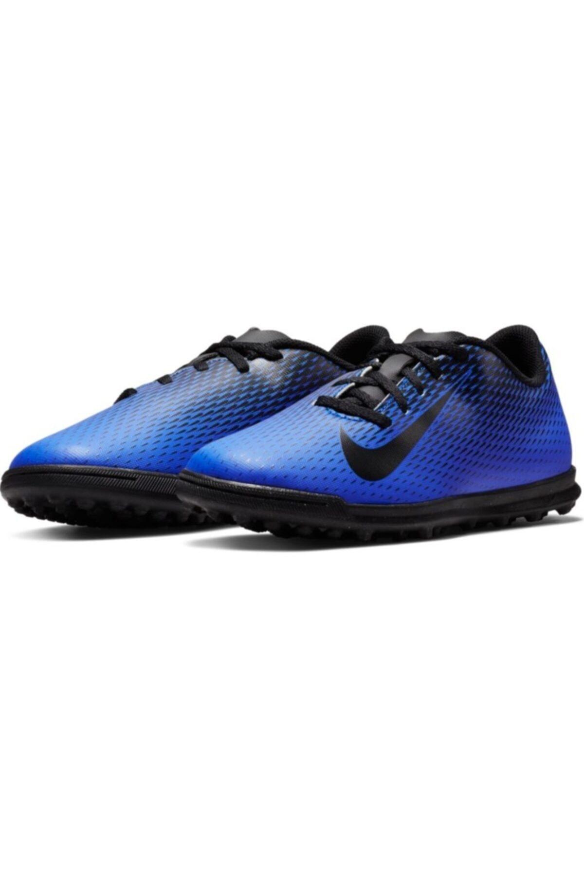 Nike Kids Erkek Lacivert Bravata 2 Tf Jr Halı Saha Ayakkabısı 2