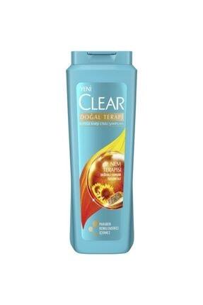 Clear Doğal Terapi Nem Terapisi Kepeğe Karşı Etkili Şampuan 500ml