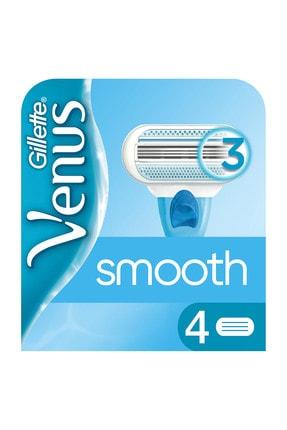 Gillette Venus Venus 4 Lü Yedek Kadın Tıraş Bıçağı