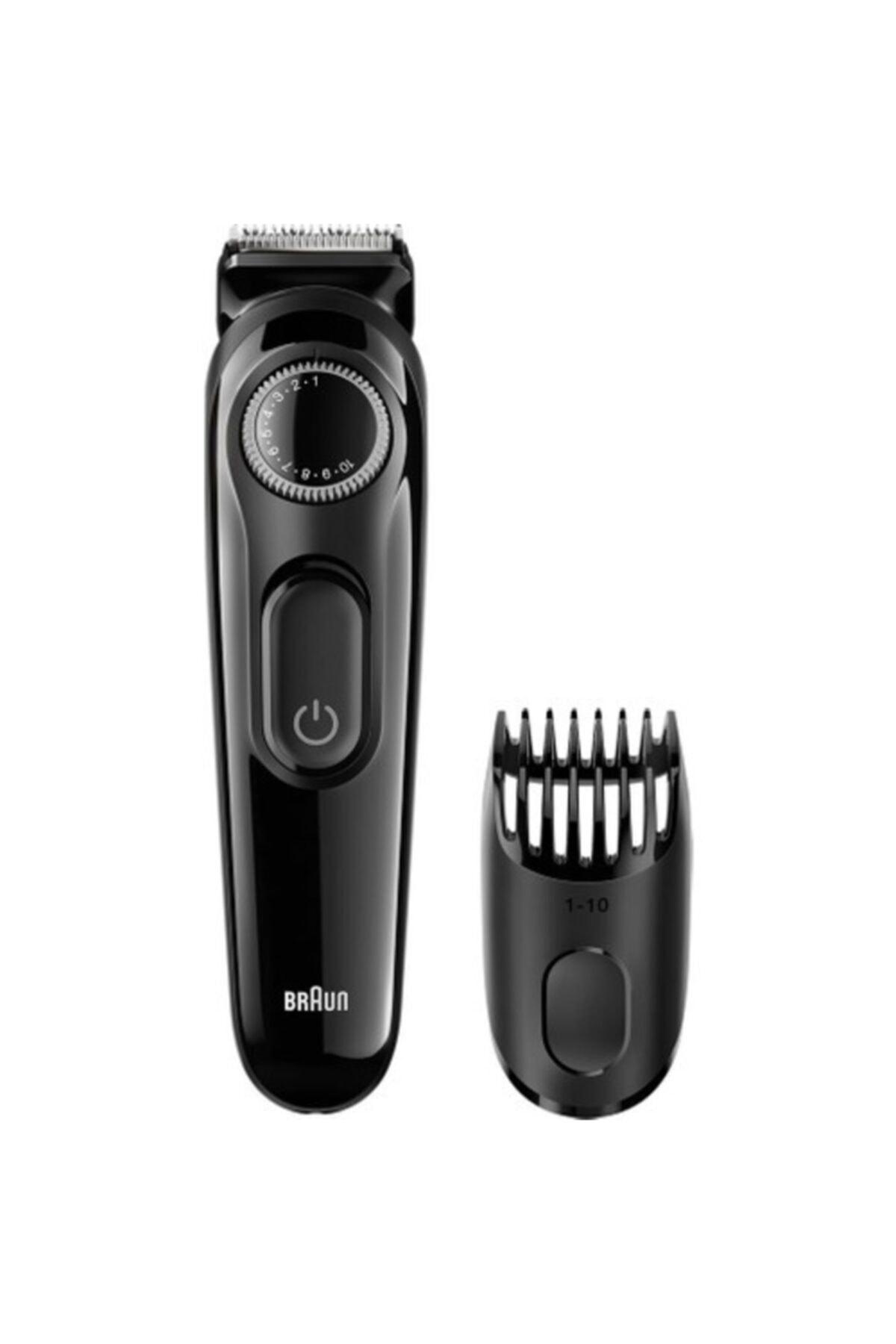 Braun Series 3 Bt3020 Sakal Tıraş Ve Şekillendirme Sistemi, Uzunluk Dereceli, Siyah 1