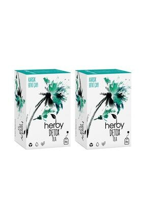 Herby Detox Tea / Detoks Çayı 2'li Paket