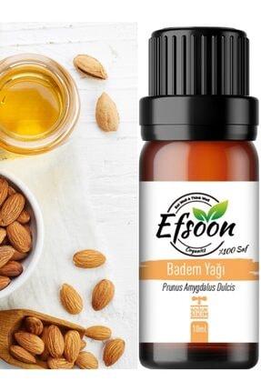 Efsoon Organics Tatlı Badem Yağı 10 ml