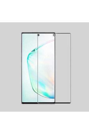 Samsung Galaxy Note 10 Plus Ekran Koruyucu Kavisli Tam Kaplayan Esnek Film