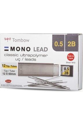 Tombow Mono Lead 0.5mm 2b Min (uç) 12'li Kutu