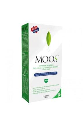 Moos Siyah Nokta Karşıtı Çay Ağacı Yağlı Temizleme Jeli 200 ml