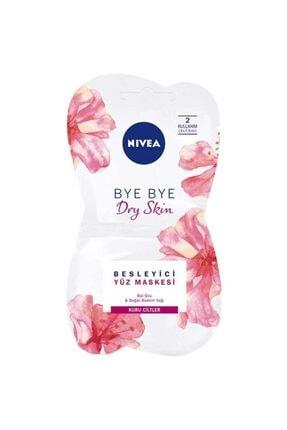 Nivea Aqua Effect Kuru Ciltler İçin Besleyici Bal Maskesi 15 ml