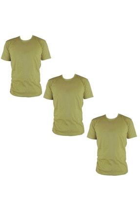 Silyon Askeri Giyim Askeri Fanila 3'lü