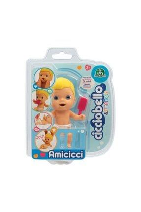 Cicciobello Ciciobello Ve Arkadaşları Cc002000 - Sarı Saçlı